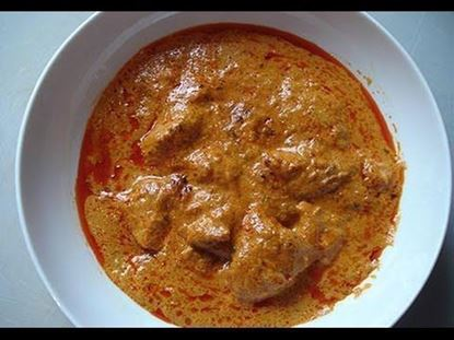 Picture of Beef Korma (new)