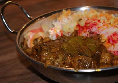 Picture of Beef Madras or Vindaloo (new)