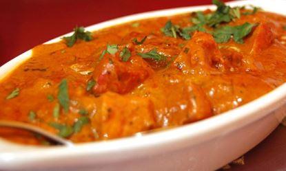 Picture of Chicken or Lamb Tikka Naga Balti