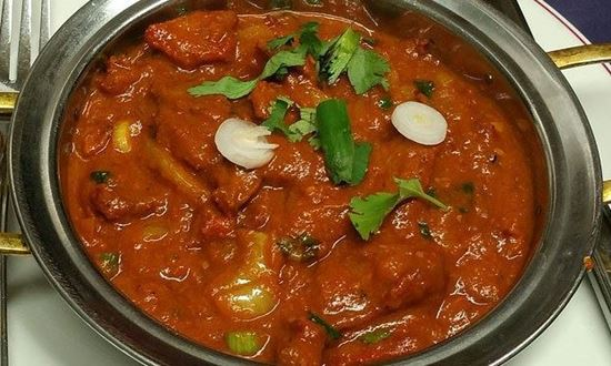 Picture of Chicken Naga Balti