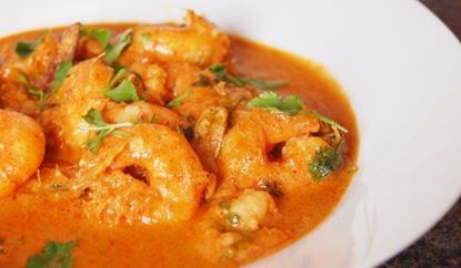 Picture of Prawn Madras or Vindaloo