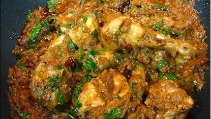 Picture of Tandoori Chicken Bhuna Massala