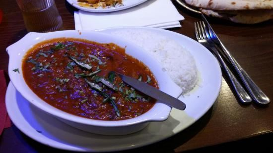Picture of Lamb Naga Balti